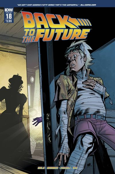 Back To The Future #18