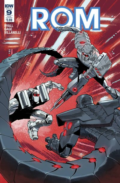 Rom #9 (Subscription Variant A)