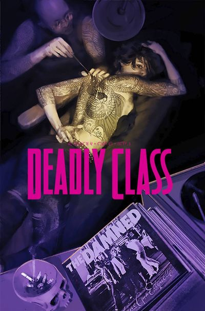 Deadly Class #27 (Cover C - Del Rey)