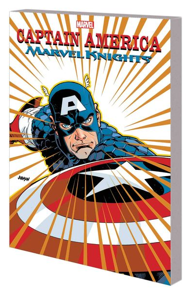 Captain America TPB Vol. 02 Marvel Knights JAN171121D