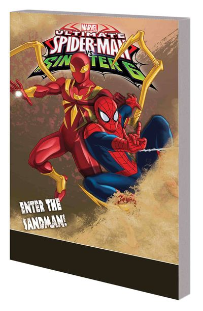 Marvel Universe Ultimate Spider-Man vs. Sinister Six Digest TPB Vol. 02 JAN171137D
