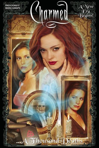 Charmed #1 (of 5) (Cover A - Corroney)