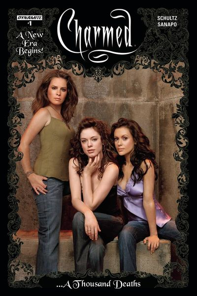 Charmed #1 (of 5) (Cover C - Group Photo)