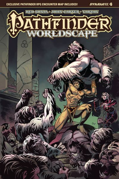 Pathfinder Worldscape #6 (of 6) (Cover C - Subscription Variant)