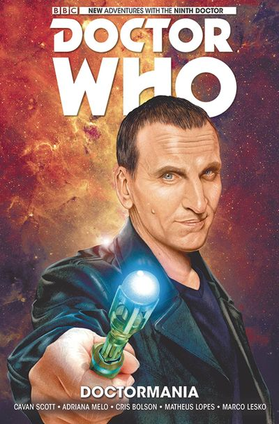 Doctor Who 9th TPB Vol. 02 Doctormania