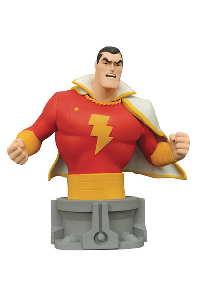 Justice League Animated Series Shazam Bust JAN172653U