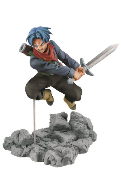 Dragon Ball Super: Soul x Soul Trunks Figure JAN172939J
