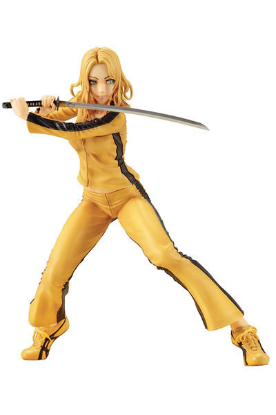Kill Bill The Bride Bishoujo Statue