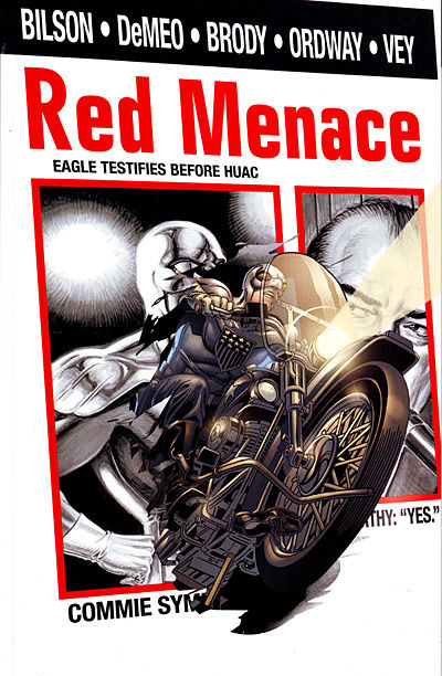 Red Menace TPB JUL070284D