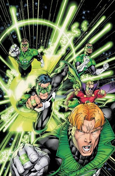 Green Lantern In Brightest Day TPB JUL080158D