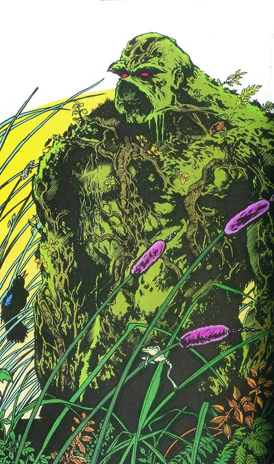 Swamp Thing: Saga Of The Swamp Thing Book 02 HC