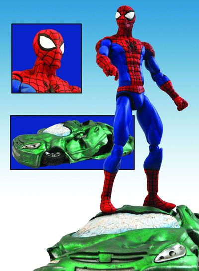 Marvel Select Spider-Man Action Figure JUL091428I