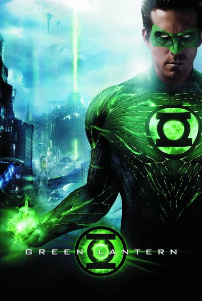 Green Lantern The Movie Prequels TPB JUL110253D