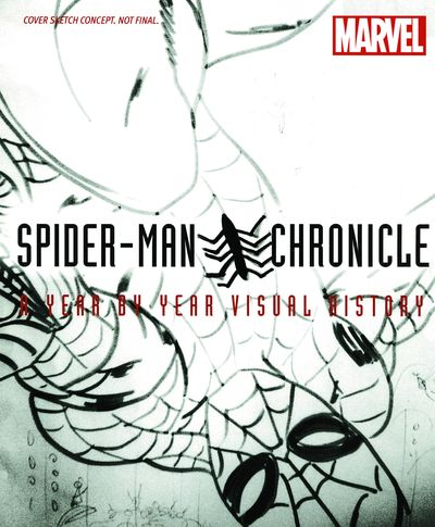 Spider Man Chronicle Year By Year Visual Hist HC JUL121369F