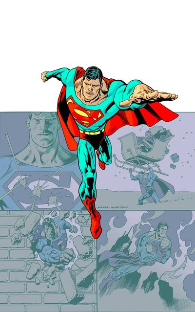 Superman The Man Of Steel Believe TPB JUL130226D