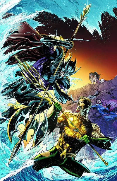 Aquaman HC Vol. 3 Throne Of Atlantis JUL130228D