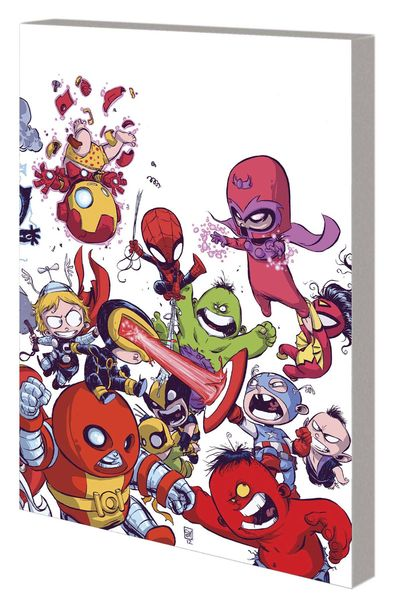Young Marvel TPB Little X-Men Little Avengers Big Trouble