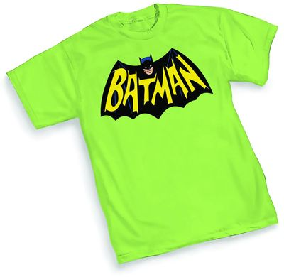 Image of Batman 66 Symbol T-Shirt MED