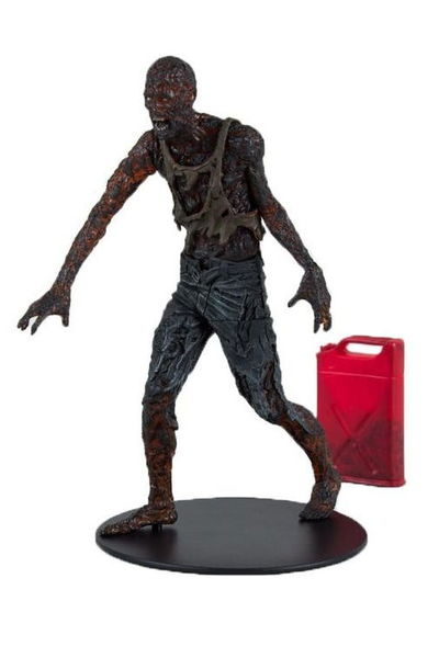 Walking Dead TV Series 5 Charred Walker Action Figure JUL138247SINGLE