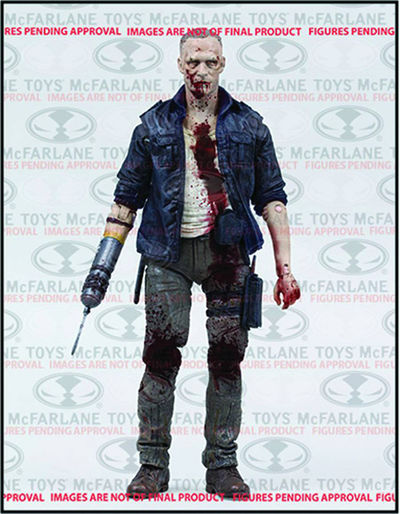 Walking Dead TV Series 5 Merle Walker Action Figure JUL138248SINGLE