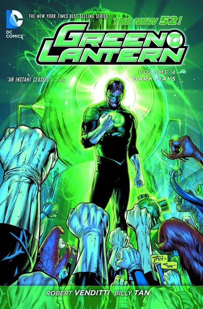 Green Lantern TPB Vol. 04 Dark Days JUL140243D