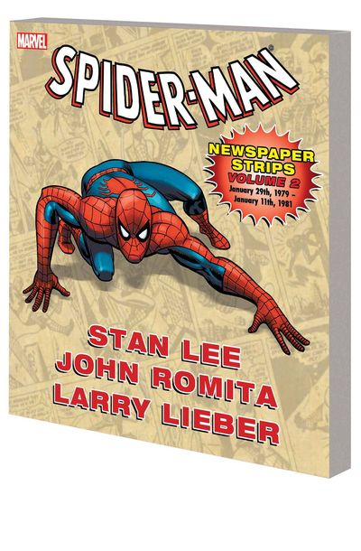 Spider-Man Newspaper Strips TPB Vol. 02 JUL140741D