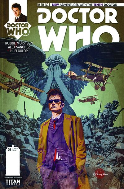 Doctor Who 10th #6