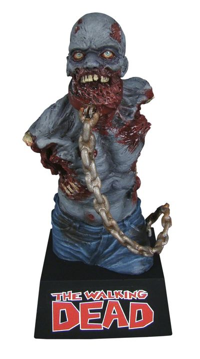 Walking Dead Bust Bank Zombie Pet #2 JUL142041U
