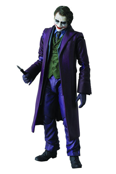 Batman Dark Knight The Joker Previews Exclusive Miracle Action Figure APR148224U