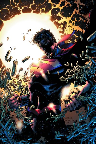 Superman Unchained TPB DEC150346D