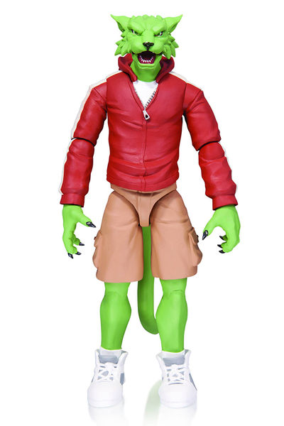 DC Comics Designer Dodson Earth 1 Teen Titans Beast Boy Action Figure JUL150353Y