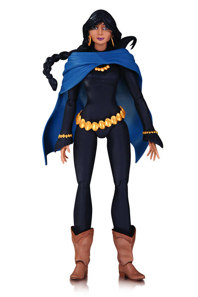 DC Comics Designer Dodson Earth 1 Teen Titans Raven Action Figure JUL150354Y