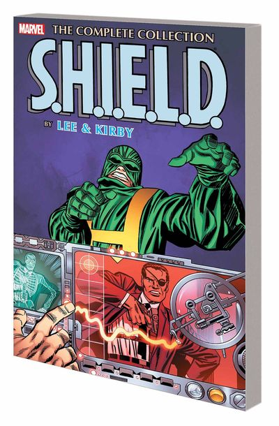S.H.I.E.L.D. By Lee And Kirby Complete Collection TPB JUL150833D