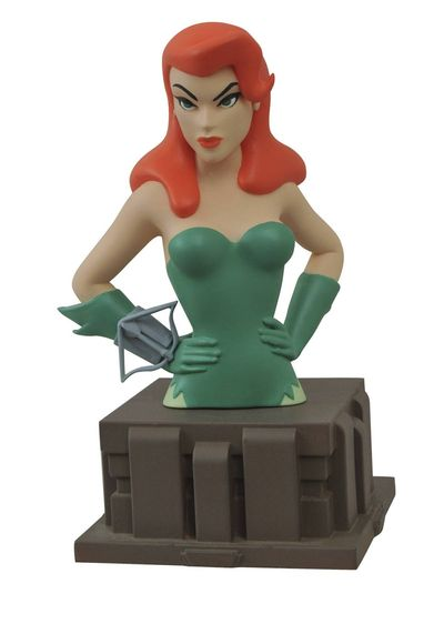 Batman Animated Series Poison Ivy Bust JUL152193U