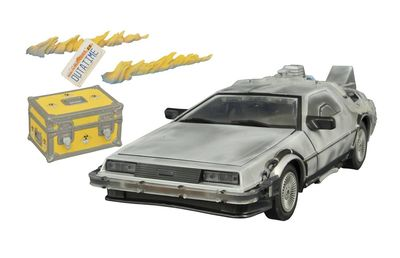 Back To The Future Iced Time Machine Collector Set JUL152196U