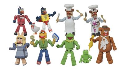Muppets Minimates Series 1 Assortment JUL152202-SINGLE
