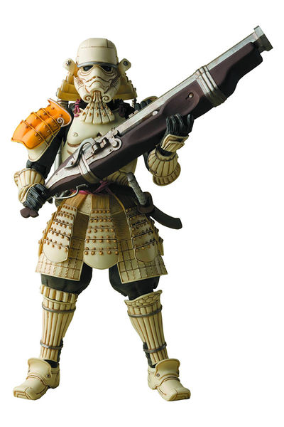 Movie Realization Star Wars Teppo Ashigaru Sandtrooper Action Figure JUL158518J
