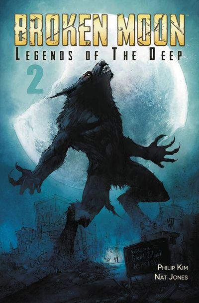 Broken Moon Legends of the Deep #2 (of 6)