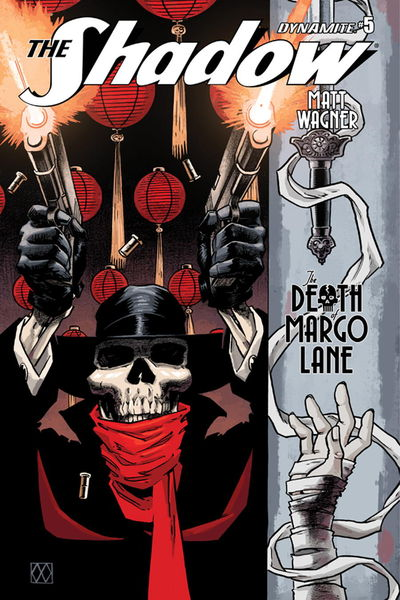 Shadow Death Of Margo Lane #5 (of 5)