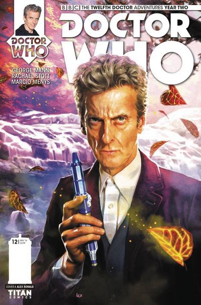 Doctor Who 12th Year 2 #12 (Cover A - Ronald)