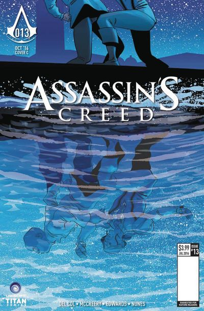 Assassins Creed #13 (Cover C - Culbard)