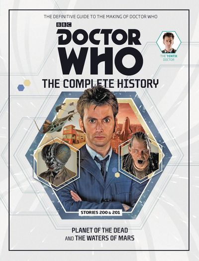 Doctor Who Comp Hist HC Vol. 22 10th Doctor Stories 200 - 201 JUL162235H