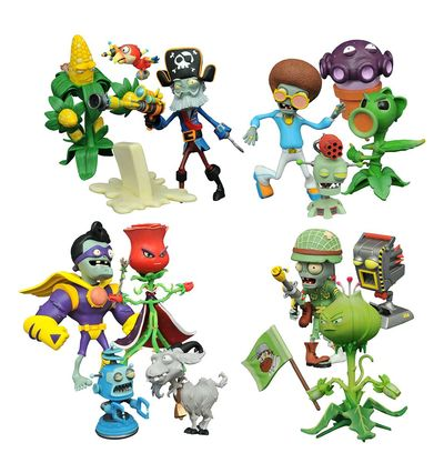 Plants V Zombie Gw2 Select Series 1 Action Figure Assortment JUL162603U
