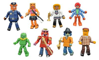 Muppets Minimates Series 3 Assortment JUL162619U