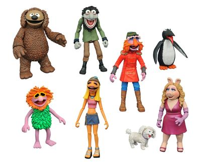 Muppets Select Action Figure Series 3 Assortment JUL162620U