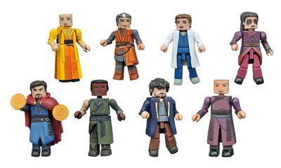 Marvel Minimates Series 70 Assortment Dr Strange Mov JUL162622U