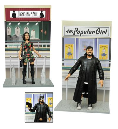 Mallrats Select Series 2 Silent Bob Figure JUL162627I