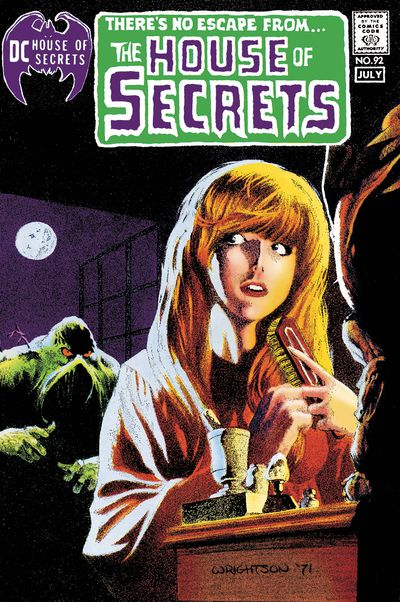 House of Secrets #92 Cover