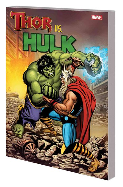 Thor vs. Hulk TPB JUL171196D