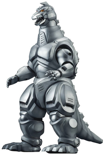 Godzilla 12in Series Godzilla vs. Mechagodzilla II 93 Ver Previews Exclusive Figure JUL173013U